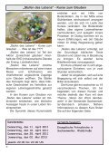April - Mai 2013 - Evangelische Kirchengemeinde Sachsenweiler ... - Page 7