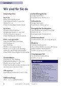 Juni Juli August Juni Juli August - Evangelische Kirchengemeinde ... - Page 2