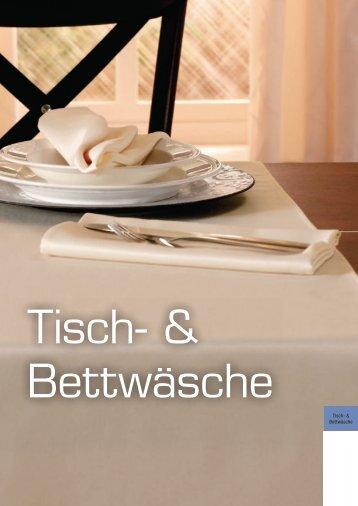 Tisch- & Bettwäsche