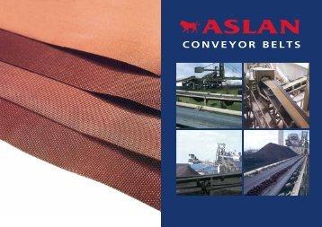 CONVEYOR BELTS - Aslan-san.com