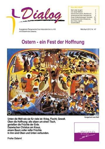 März 2012.indd 12 - Evangelische Pfarrgemeinde Graz ...