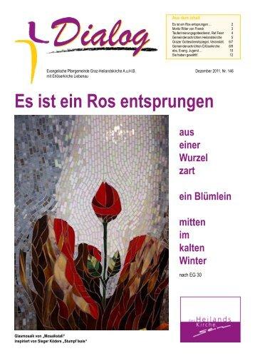 Es ist ein Ros entsprungen - Evangelische Pfarrgemeinde Graz ...