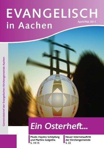 Evangelische Kirchengemeinde Aachen