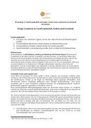 Handout zum Workshop - Evangelische Kirche von Westfalen