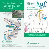 Eltern ABC - Asklepios Kinderklinik Sankt Augustin