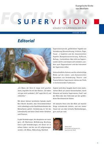 FOCUS Supervision - Institut für Aus- Fort