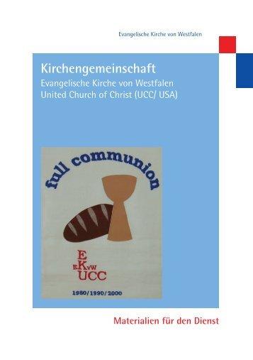 Kirchengemeinschaft - Evangelische Kirche von Westfalen