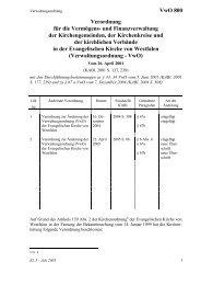 VwO 800 Verordnung für die Vermögens- und Finanzverwaltung der ...