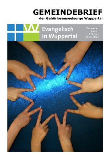 12-2-2012 Gemeindebrief .pdf - Evangelisch in Wuppertal