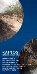 KAINOS - Evangelisch in Wuppertal