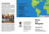 Partnerschaftsreise 2007 - Evangelisch in Wuppertal