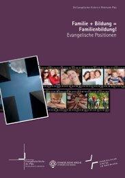 Kurzfassung - Evangelische Arbeitsstelle Bildung und Gesellschaft