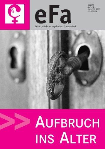 """""""Aufbruch ins Alter"""" (Ausgabe 09-10/2009, 282kb) - Evangelische ..."""