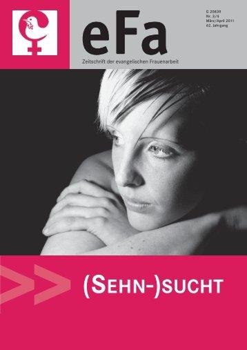 """""""(Sehn-)sucht"""" (Ausgabe 3-4/2011, 257kb)"""