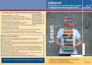 Infobrief Juni 2011 - Evangelische Arbeitsstelle Bildung und ...