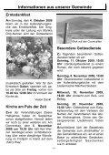Herbst 2009 - Teil 2 - Evangelische Auferstehungsgemeinde Kriftel - Seite 6