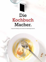 Die Kochbuch Macher.