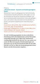 Fortbildungen für pädagogische Fachkräfte - Evangelisches ... - Seite 5