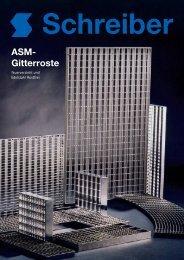 Schreiber Prodkata 2.20095 - ASM Gitterroste