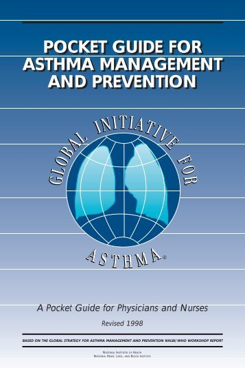 pocket guide for asthma management and prevention - Evans Army ...