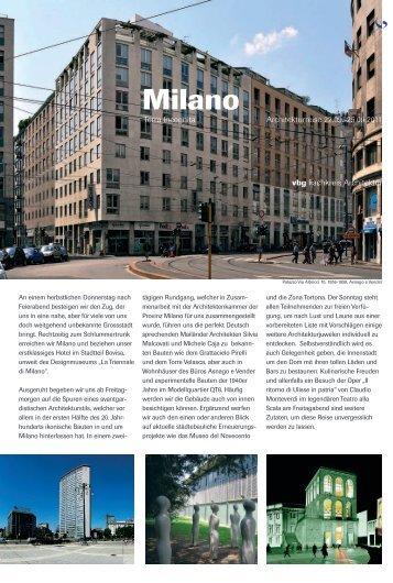 Milano - VBG