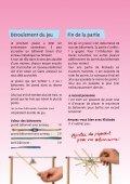 REGLE DU JEU - Eveil et jeux - Page 3