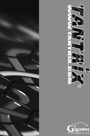 RGL-TANTRIX-FR-2008.indd - Eveil et jeux