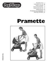 Pramette - Eveil et jeux