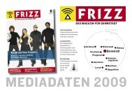 MEDIADATEN 2009 - event verteiler .de