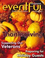 November 2011 - Eventful Magazine