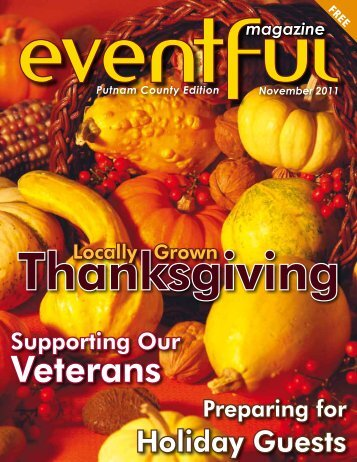 November 2011 - Eventful Magazine