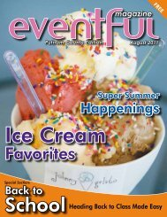 August 2011 - Eventful Magazine