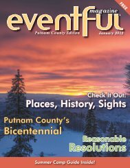 January 2012 - Eventful Magazine