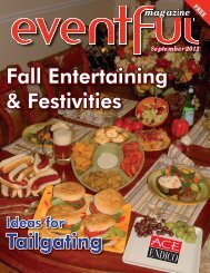 September 2012 - Eventful Magazine