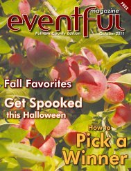 October 2011 - Eventful Magazine