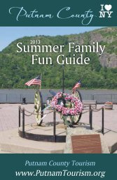 Putnam Summer Events - Eventful Magazine