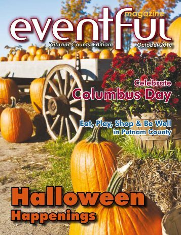 October 2010 - Eventful Magazine