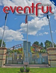 September 2011 - Eventful Magazine