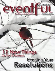 January 2011 - Eventful Magazine