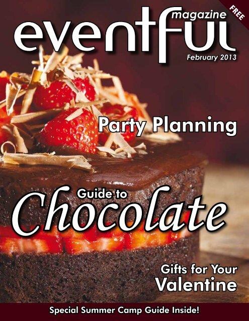 February 2013 - Eventful Magazine