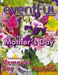 May 2011 - Eventful Magazine