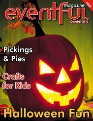 Pickings & Pies Crafts for Kids - Eventful Magazine