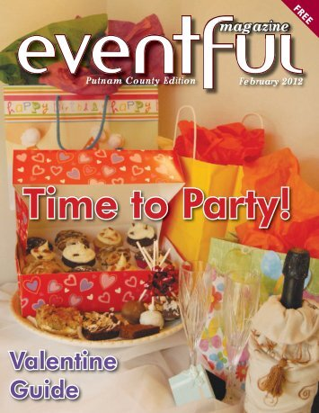 February 2012 - Eventful Magazine