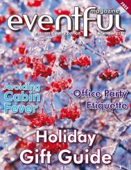 December 2011 - Eventful Magazine