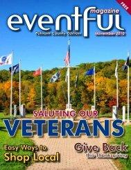 November 2010 - Eventful Magazine
