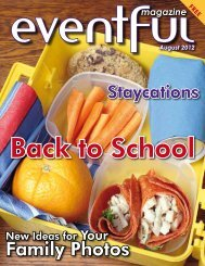 August 2012 - Eventful Magazine
