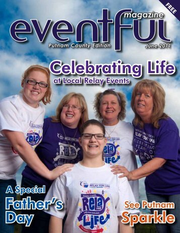 Celebrating Life - Eventful Magazine