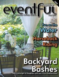 July 2011 - Eventful Magazine