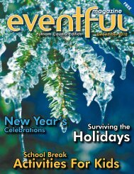 December 2010 - Eventful Magazine