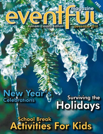December 2010 - Eventful Magazine